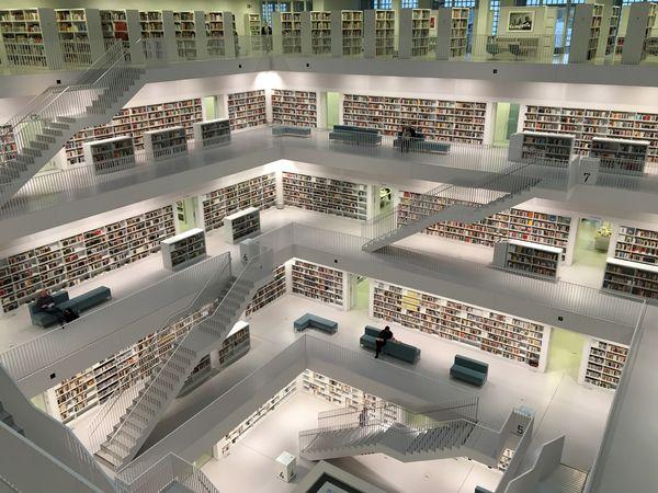 library asmr 觸發音